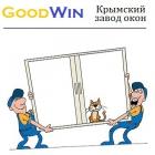 Фирма  Крымский Завод металлопластиковых окон, дверей, балконов, перегородок. Производство - доставка - монтаж - обслуживание.